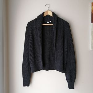 Gap thick and chunky oversized cardigan sweater